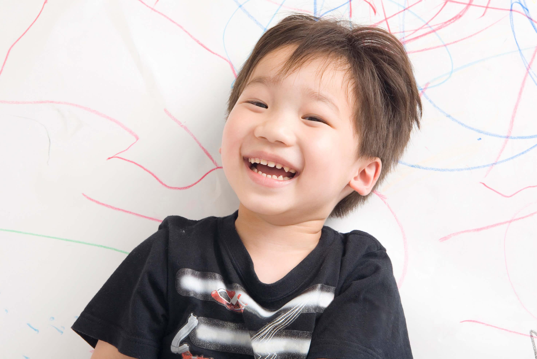 お子さんの歯のフッ素塗布