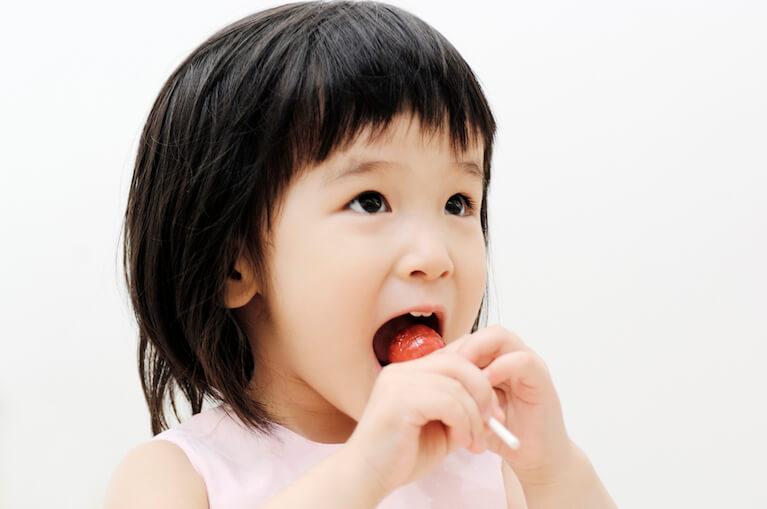小児歯科でのフッ素の使用